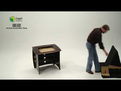 Legare Hutch Assembly by Brock