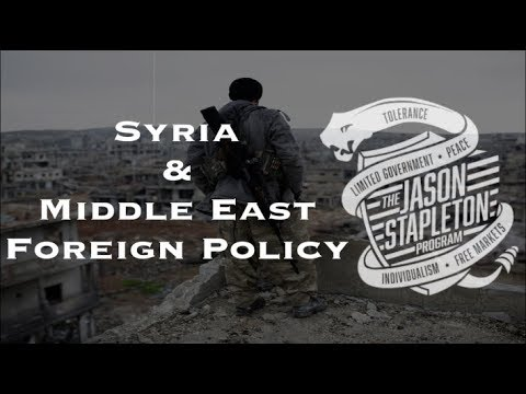 ***Show Highlight*** Syria and Middle East Foreign Policy