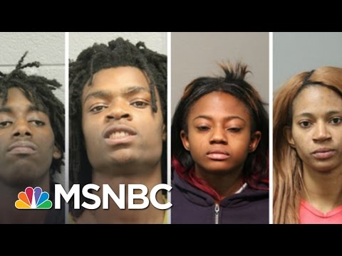 Charges Announced In Chicago Facebook Live Beating, Assault Case | MSNBC
