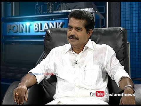 Adoor Prakash | Interview with Ex-minister Adoor Prakash  Point Blank 20 JUN 2016