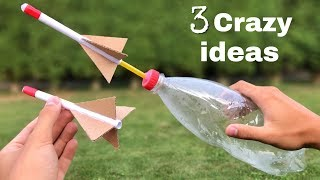 3 Homemade inventions for Fun