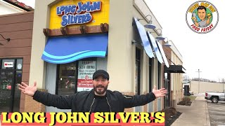 LONG JOHN SILVERS IS THE BEST FAST FOOD! EP#8-THE FOOD FRIDAY SHOW