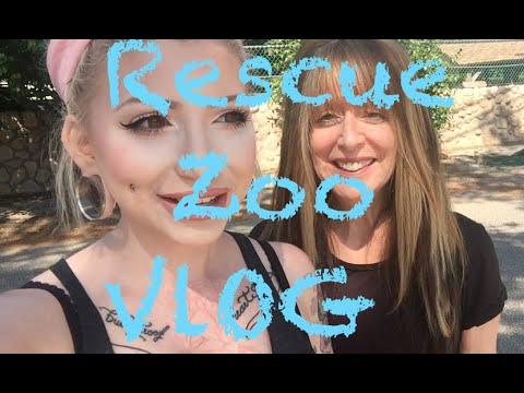 VLOG - Popcorn Park Rescue Zoo