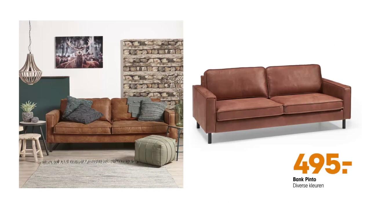 Sofa Bed Kwantum.Kwantum Stoere Woonstijl Youtube