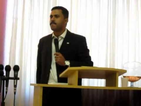 Paz Em Tempos De Crise - Pastor Alexandre Rodrigues