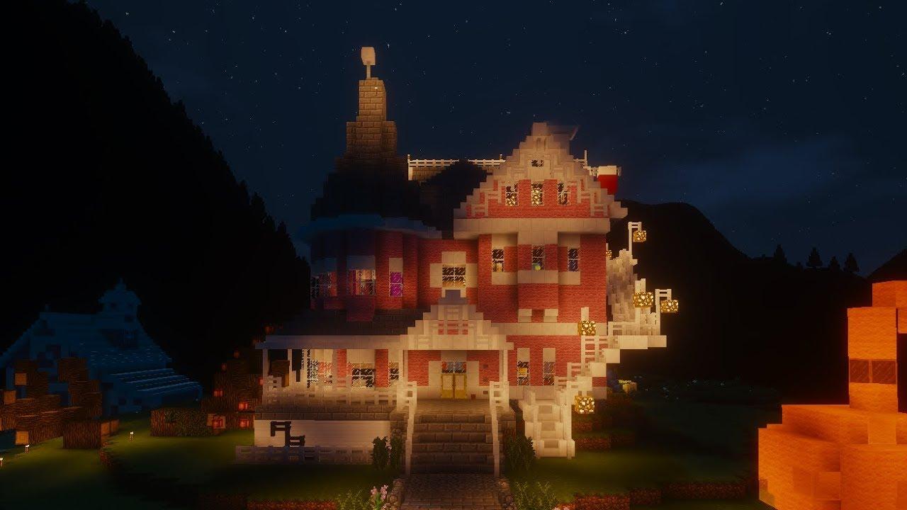 Cine In Minecraft