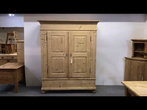 dating antique wood furniture