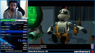 Ratchet and Clank: Going Commando Any% Speedrun in 55:43