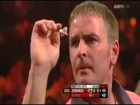 Darts World Championship 2012 Quarter Final Harms vs Jennings