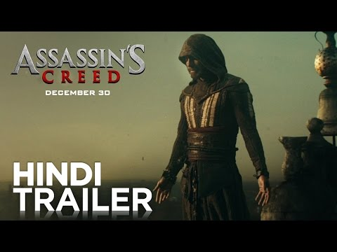 Assassin S Creed Official Hindi Trailer Fox Star India