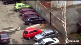 видеоурок для женщин (паркуем авто 2)