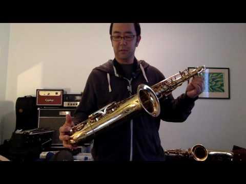 Buffet S1 Tenor Saxophone