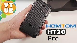 homtom HT20 Pro Распаковка. Комплектация. Первое впечатление