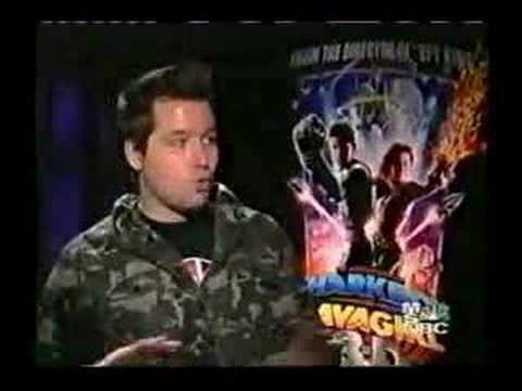 MSNBC's At The Movies - Adventures Of Sharkboy And Lavagirl