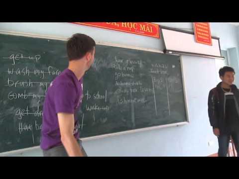 Teaching English - grade 9