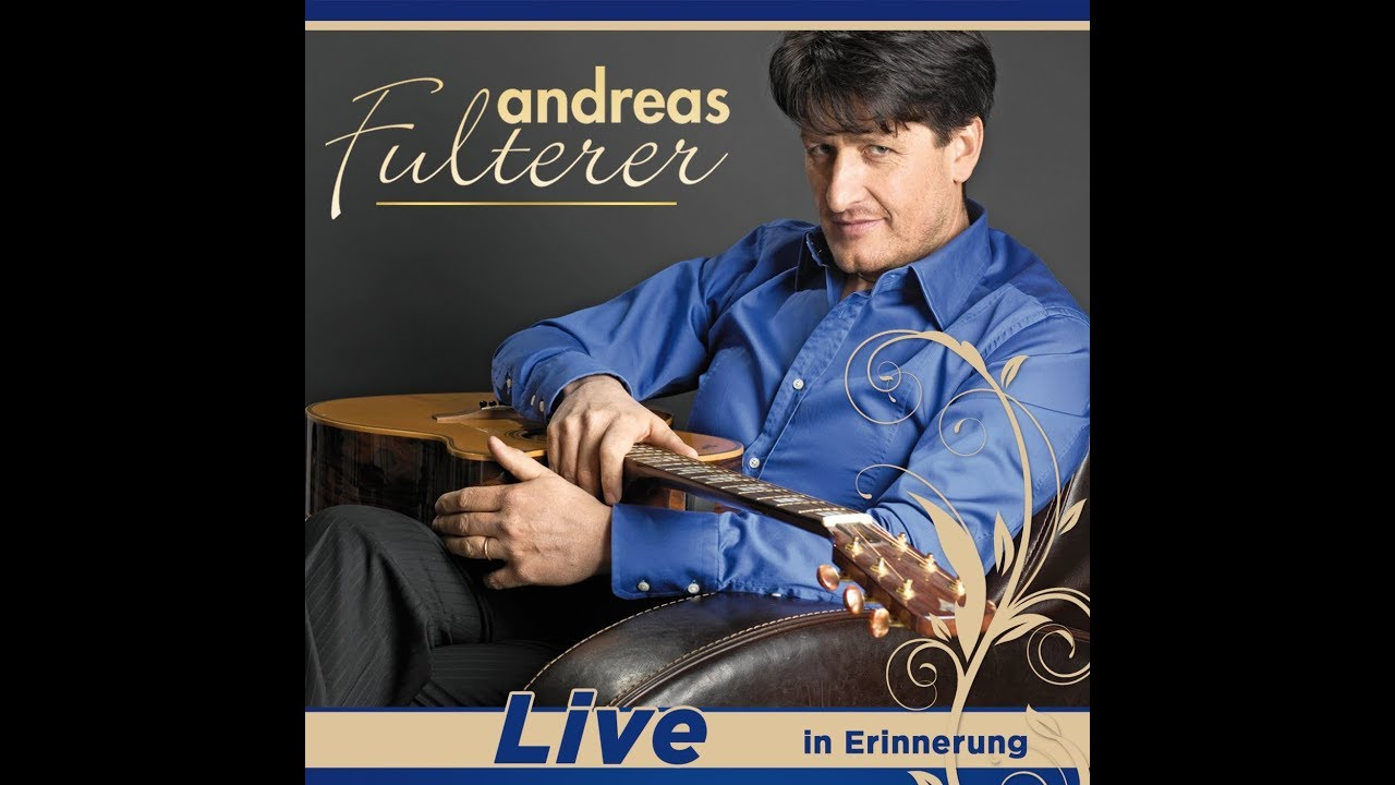 Andreas Fulterer Abschiedsbrief andreas fulterer - in erinnerung live cd + dvd