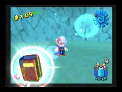 Super Mario Sunshine Bloopers: The Secret Book