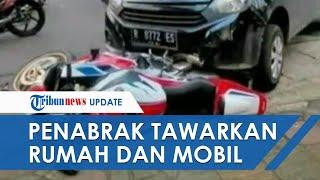 Viral Kecelakaan Ayla VS CBR di Purwokerto, Tawari Ganti Rugi Mobil dan Rumah, Ini Fakta Sebenarnya