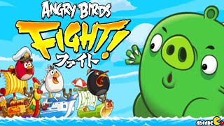 Angry Birds Fight! - Get Ready For Incoming Monster KAIJUU Pig New Update World Wide Fight! iOS/iPad