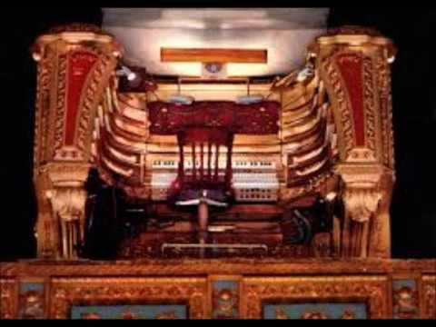 "AL MELGARD Chicago Stadium Organ ""PARADE OF THE WOODEN SOLDIERS"""