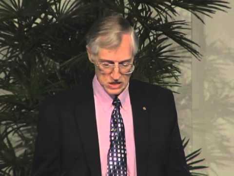 Nobel Laureate John Mather Speaks gives public lecture at Northrop Grumman