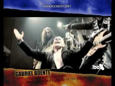 GABRIEL BOENTE 1.07.2010 ENTREVISTA