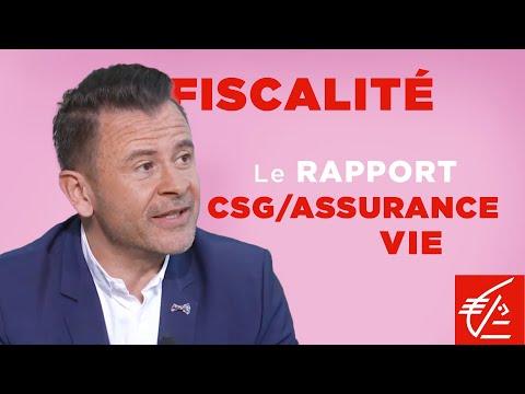 Webconférence Fiscalité du patrimoine 2017 : quel est le meilleur rapport CSG/assurance vie ?