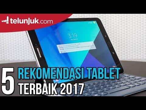 REKOMENDASI TABLET TERBAIK 2017 | Telunjuk Top Picks