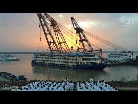 Remembering the Yangtze ship disaster