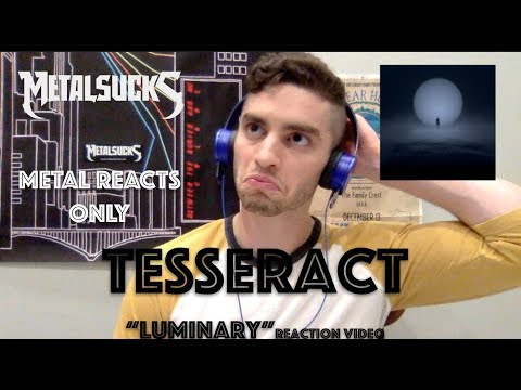 "TESSERACT ""Luminary"" Reaction Video 