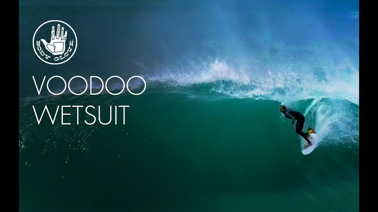 Body Glove Voodoo Slant Hooded Fullsuit 5//4//3mm