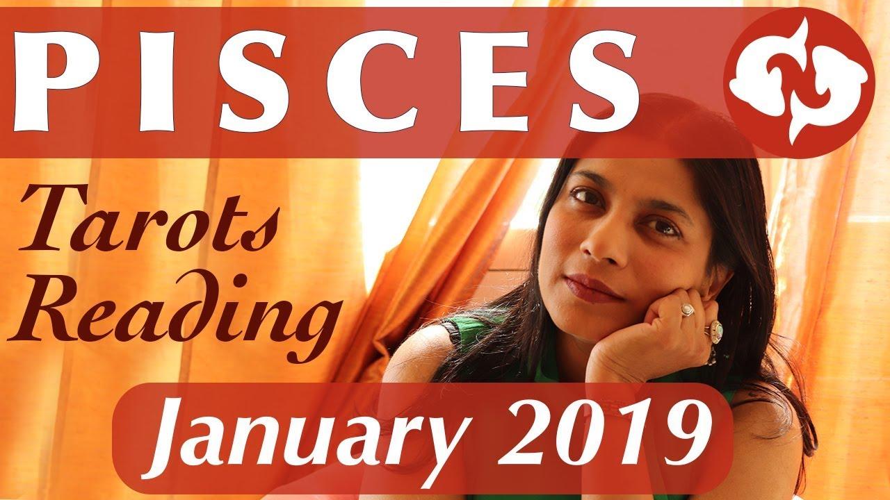 pisces tarot forecast reading for 2019