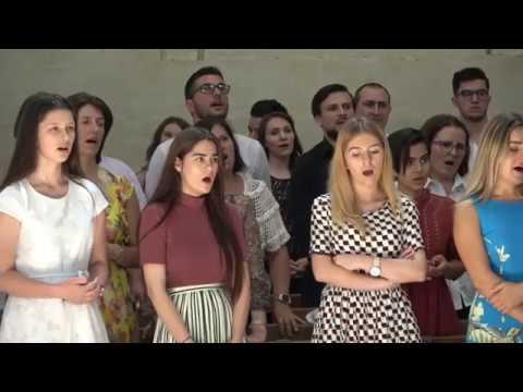 Santa Cina in Biserica Adventista de Ziua a Saptea Paris Grenelle 07 iulie 2018