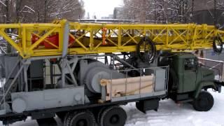 Агрегат для ремонта скважин АОРС