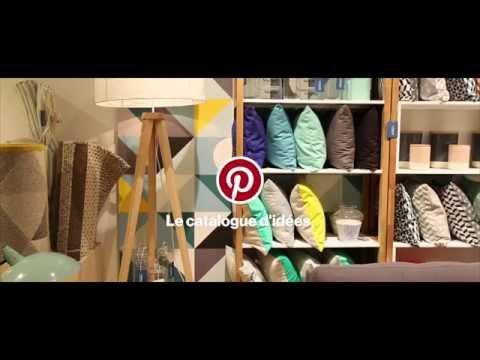Rencontre Pinterest : La Redoute Intérieurs x Royal Roulotte - YouTube