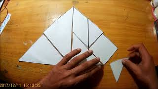 Tangram Puzzle Transformation