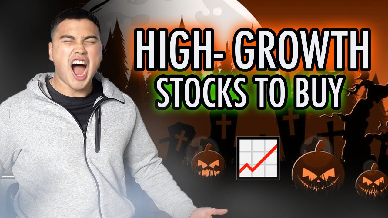 Best HIGH-GROWTH Stocks To Buy & Own Forever (2020/2021 ...