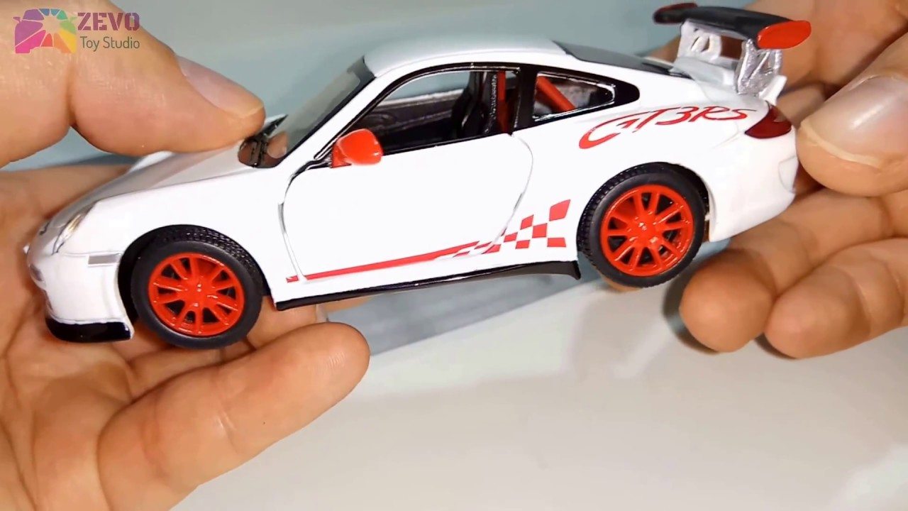 Car Toys For Kids Porcher Super Car Toys Youtube