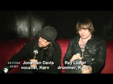 KORN AND HEAD REUNITE AT CAROLINA REBELLION, JONATHAN DAVIS ON METAL VS EDM