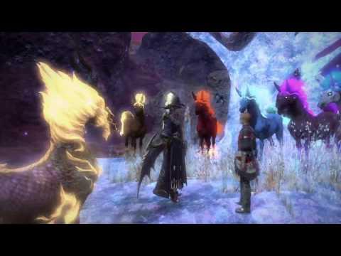 Final Fantasy XIV: Heavensward Kirin Mount / A9S Clear for friend