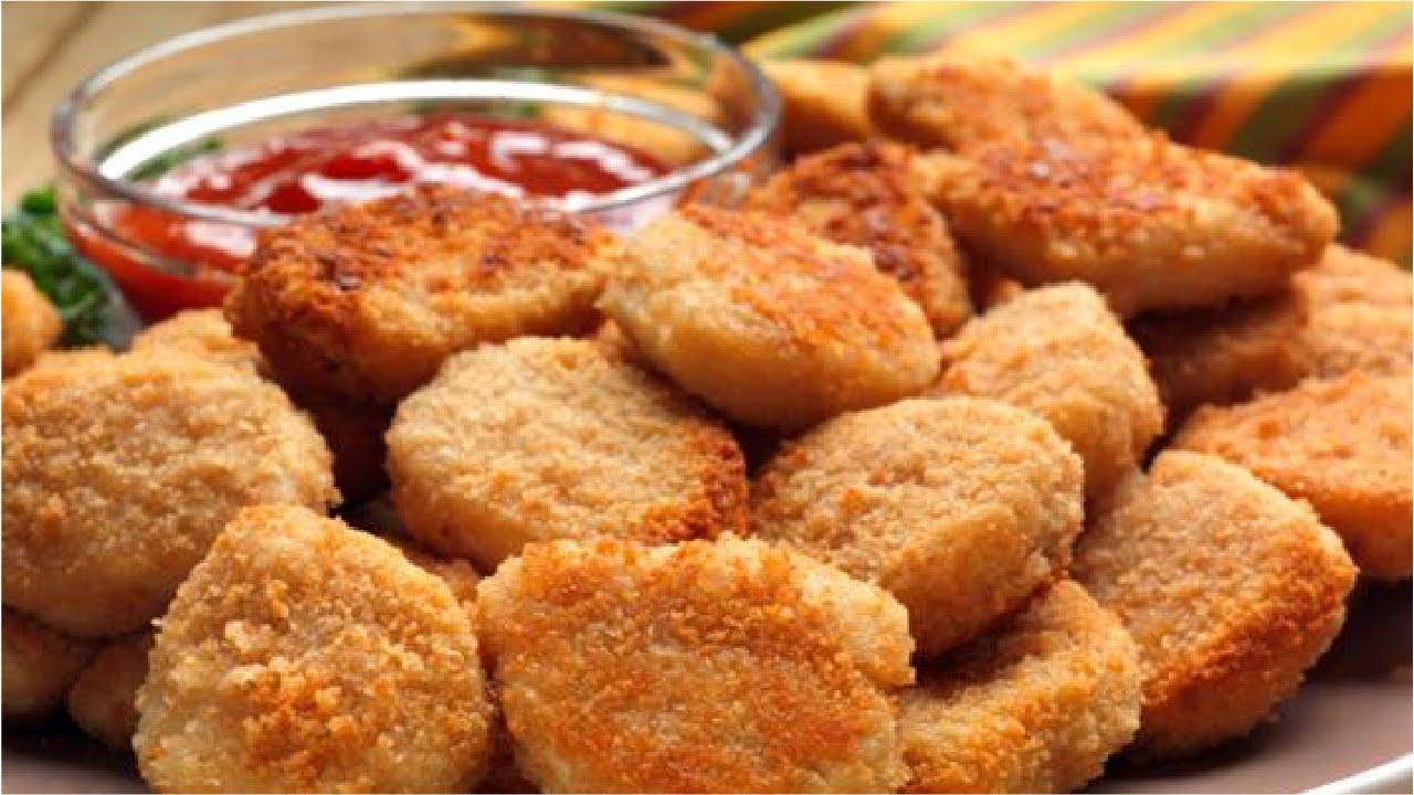Chicken Nuggets Recipe  How To Make Tasty Chicken Nuggets
