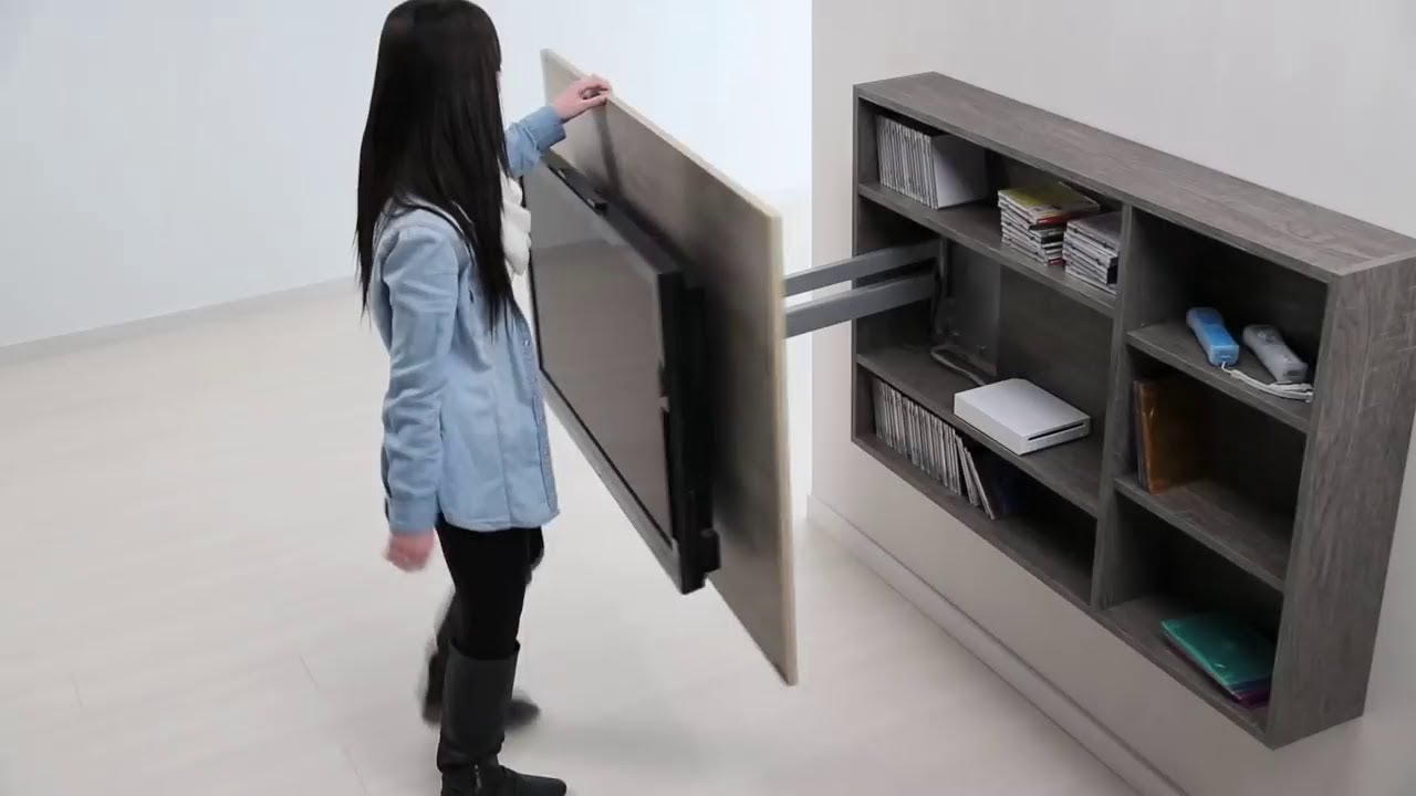 Great Space Saving Ideas - Smart Furniture #13