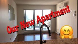 Our New Empty Apartment Tour+Organizing & Setting (Urdu/Hindi)