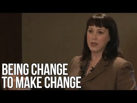 Being Change to Make Change | Major MJ Hegar
