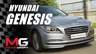 2016년형 현대 제네시스시승기(2016 Hyundai Genesis test drive)...손발 떼도 스스로 주행한다