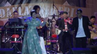 Jakarta Melayu Festival 2016 - Pantun Cinta - Kiki Ameera - Tom Salmin