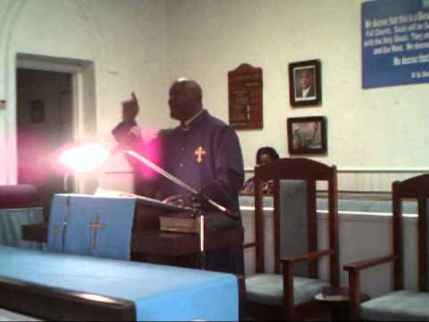 Bishop Mungro at Grays Chapel FBH To much time on your hand 5
