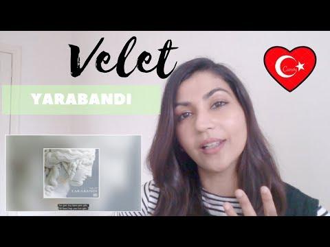 Velet - Yarabandı -- Reaction Video! / TURKISH RAP REACTION