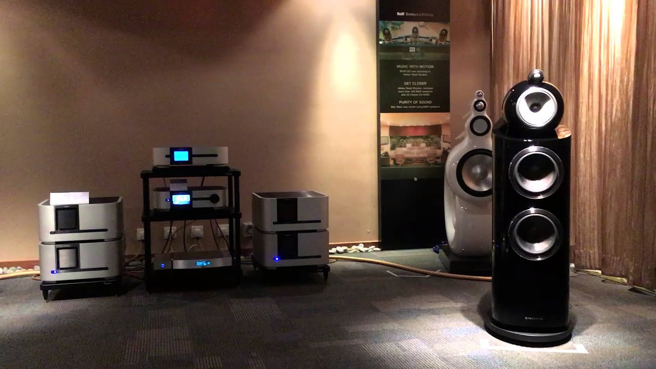 Bowers Wilkens 試聽 Bowers & Wilkins 全新 800 Series Diamond - Youtube