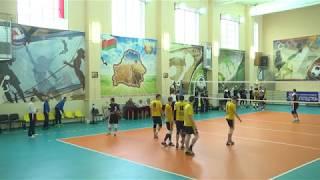 Волейбол. Шахтер - ВК Могилев. Игра 2 (15.10.2017)